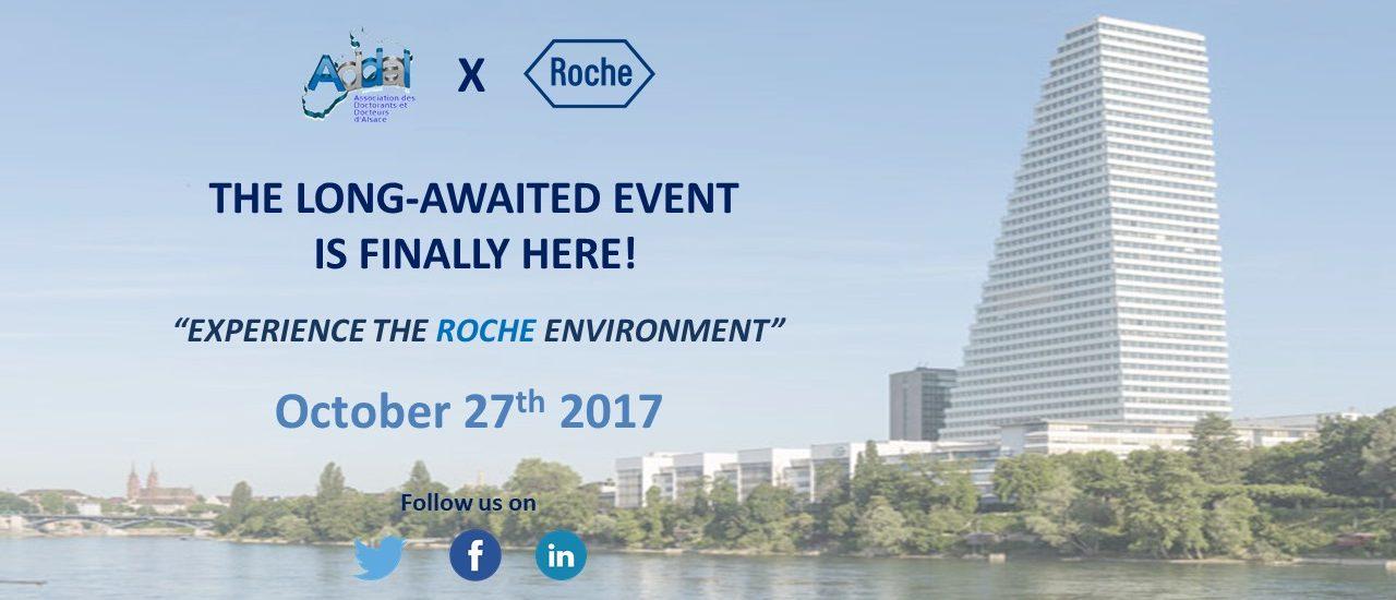 Roche visit soon!